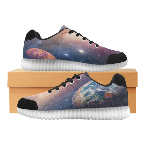 Light Up Casual Shoes- Interplanetary Travel - wonderlandaccessories