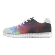 Light Up Casual  Shoes-Space - wonderlandaccessories