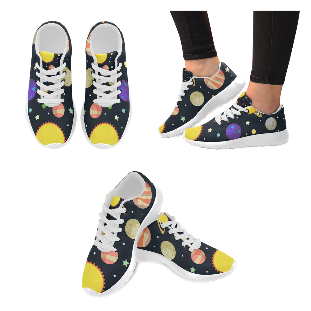 Kid's Sneakers - Solar System - wonderlandaccessories