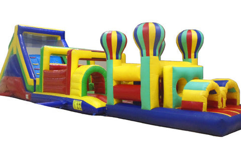 70' Balloon Obstacle Course
