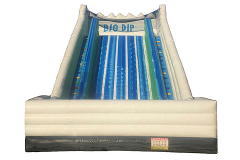 25' Big Dip Dry Slide