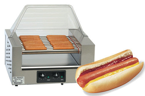Hot Dog Roller Machine