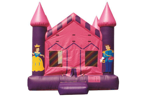 13' Prince & Princess Castle Bounce