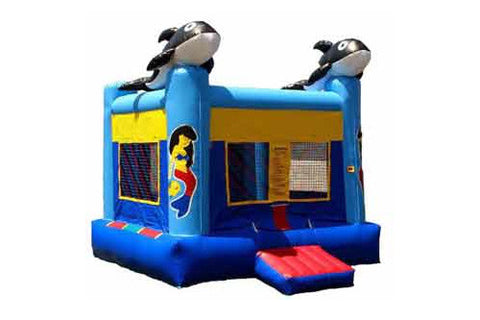 13' Sea World Bounce