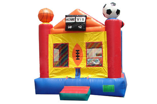 15' Sports Bounce