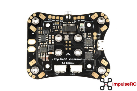 Mr Steele Alien PDB Kit for KISS with OSD and Mic - PREORDER-PDB-FPV Life