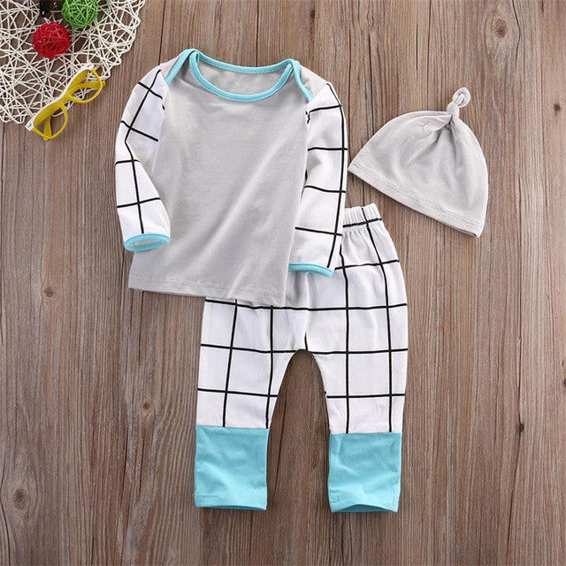 Cutie Pie! 3PCS Set for Newborn to 18 months