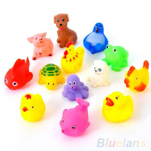 Bath Toy Heaven!