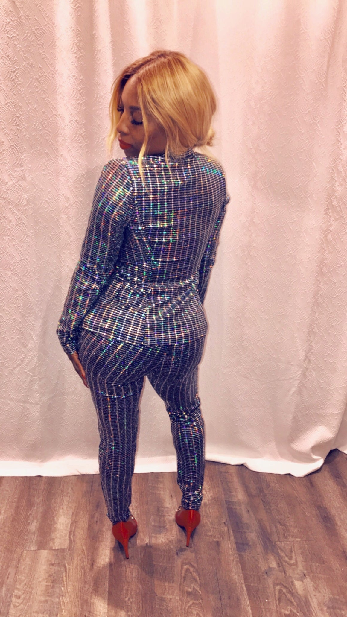 The BO$$Lady Suit