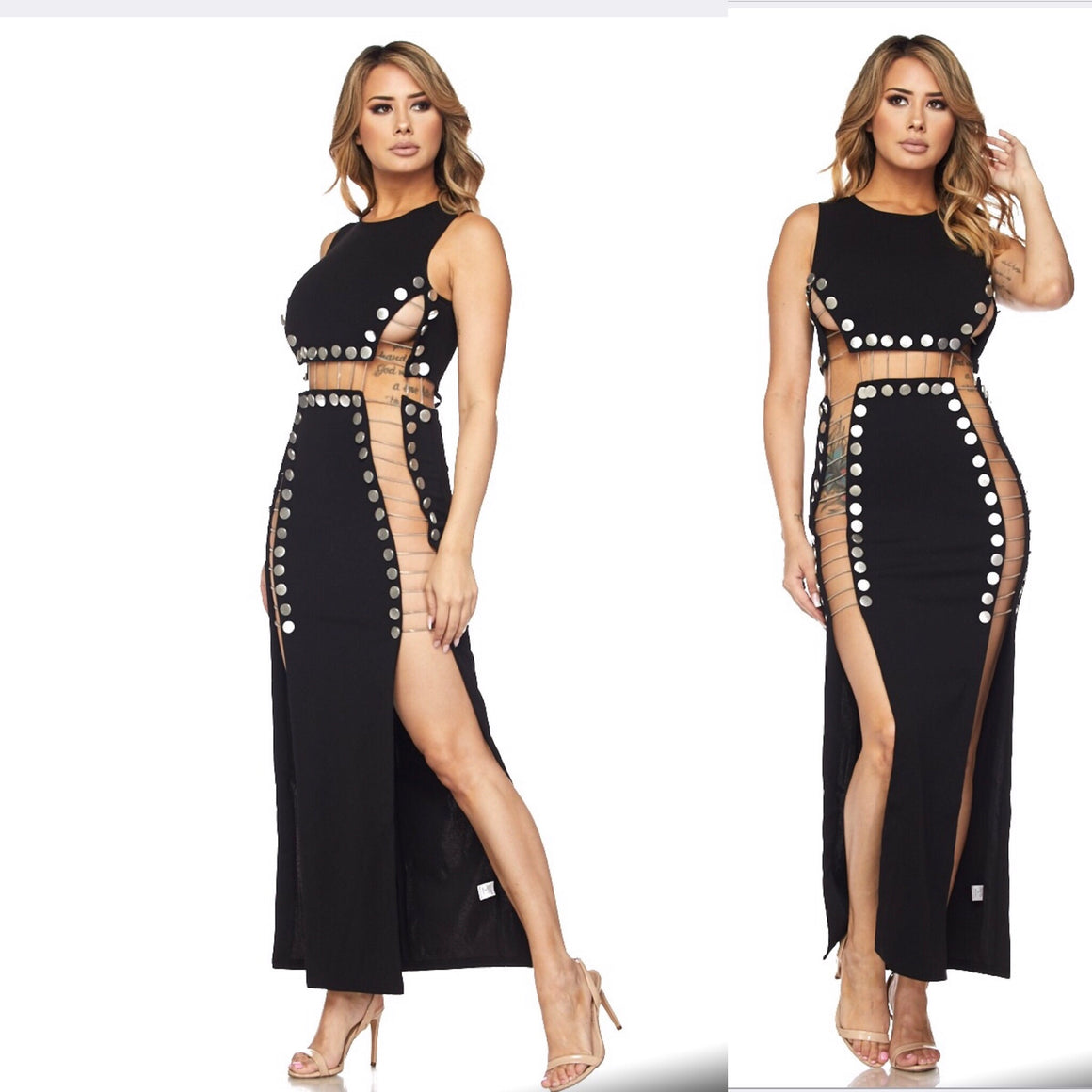 Chain Gang dress