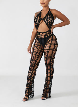 Body Net jumper