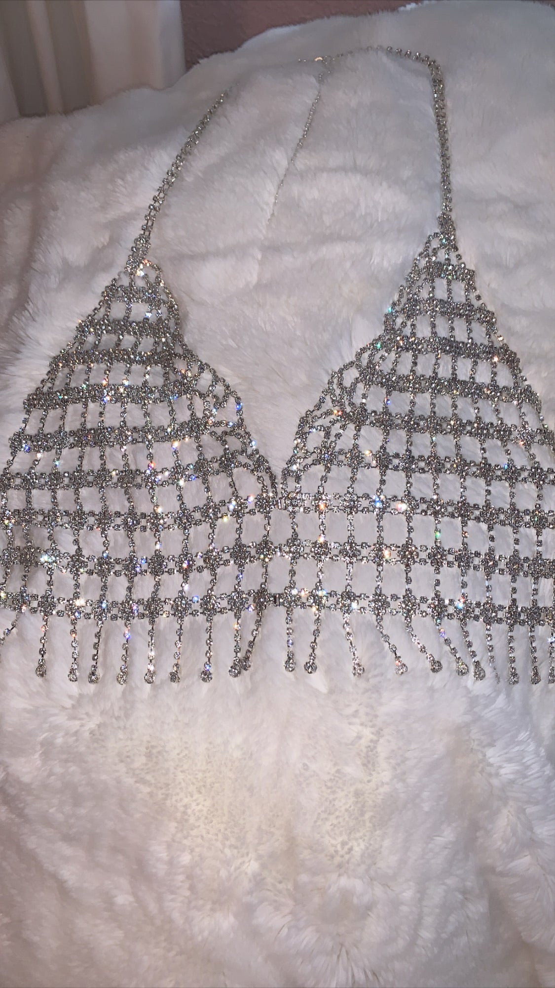 Diamond Queen Bralette