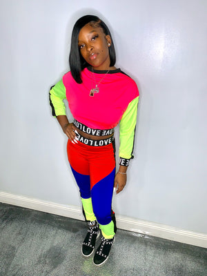 Love Colors 2piece