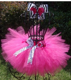 Custom Infant Toddler Girls Tutu Skirt