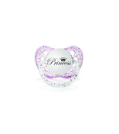 Princess Pink Pacifier