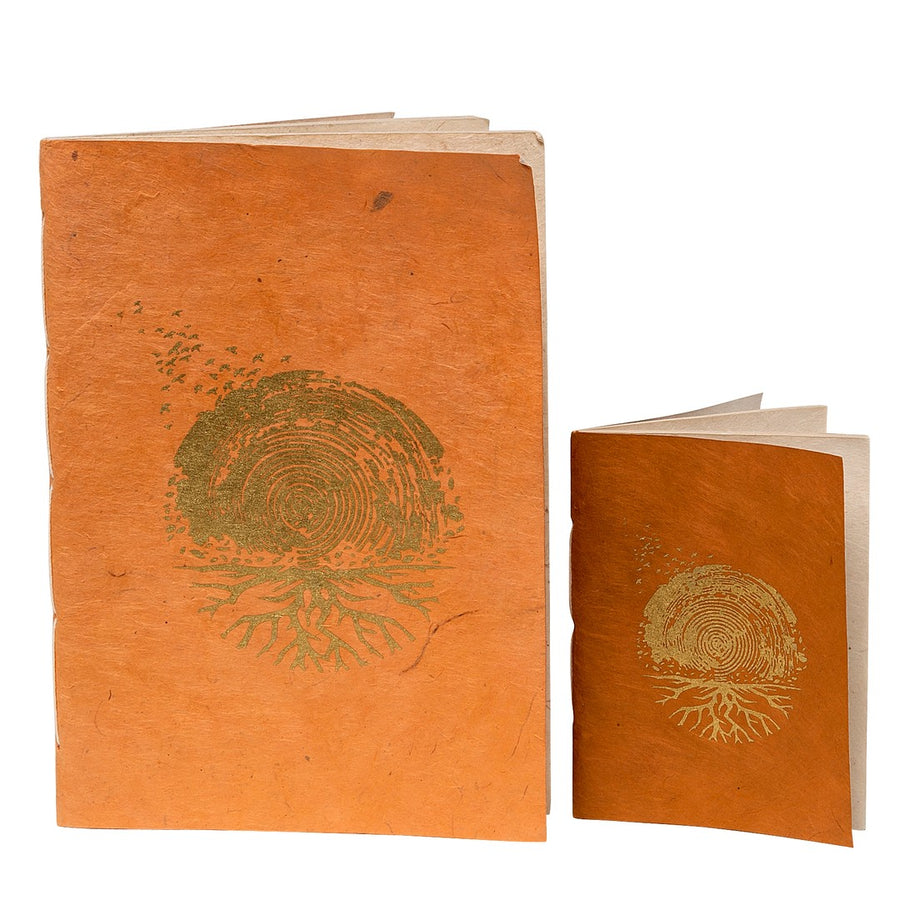 Tree Of Life Lokta Notebook Set