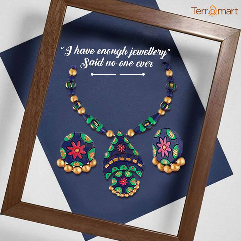 TERRACOTTA JEWELLERY - THE CURRENT FASHION TREND