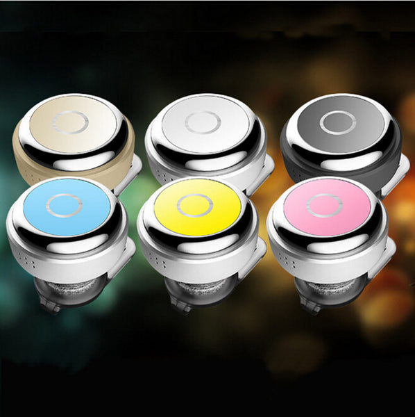 Mini Wireless Bluetooth Earphone w/ Voice Control