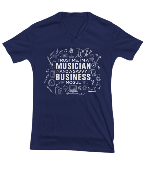 Trust Me, I'm A Musician And A Savvy Business Mogul