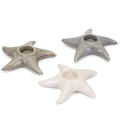Starfish Candle Holders