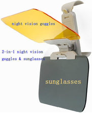 Day And Night Vision Visor