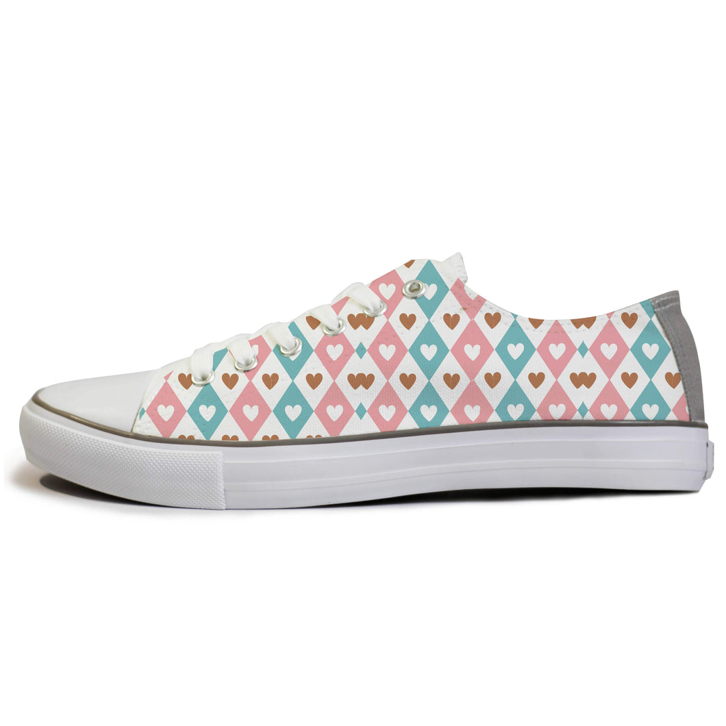 rivir-shoes - Love Maze : For Women - Rivir - High Top Sneakers