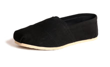 All Black Espadrilles