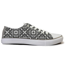 rivir-shoes - Celtic Hypnosis : For Women - Rivir Shoes - Low Top Sneakers