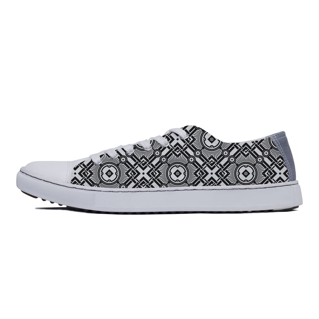 rivir-shoes - Celtic Hypnosis - Rivir Shoes - Low Top Sneakers