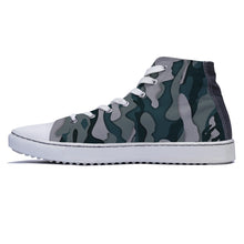rivir-shoes - The Dark Camo - Rivir Shoes - High Top Sneakers