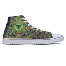 rivir-shoes - Eyes on you - Rivir Shoes - High Top Sneakers