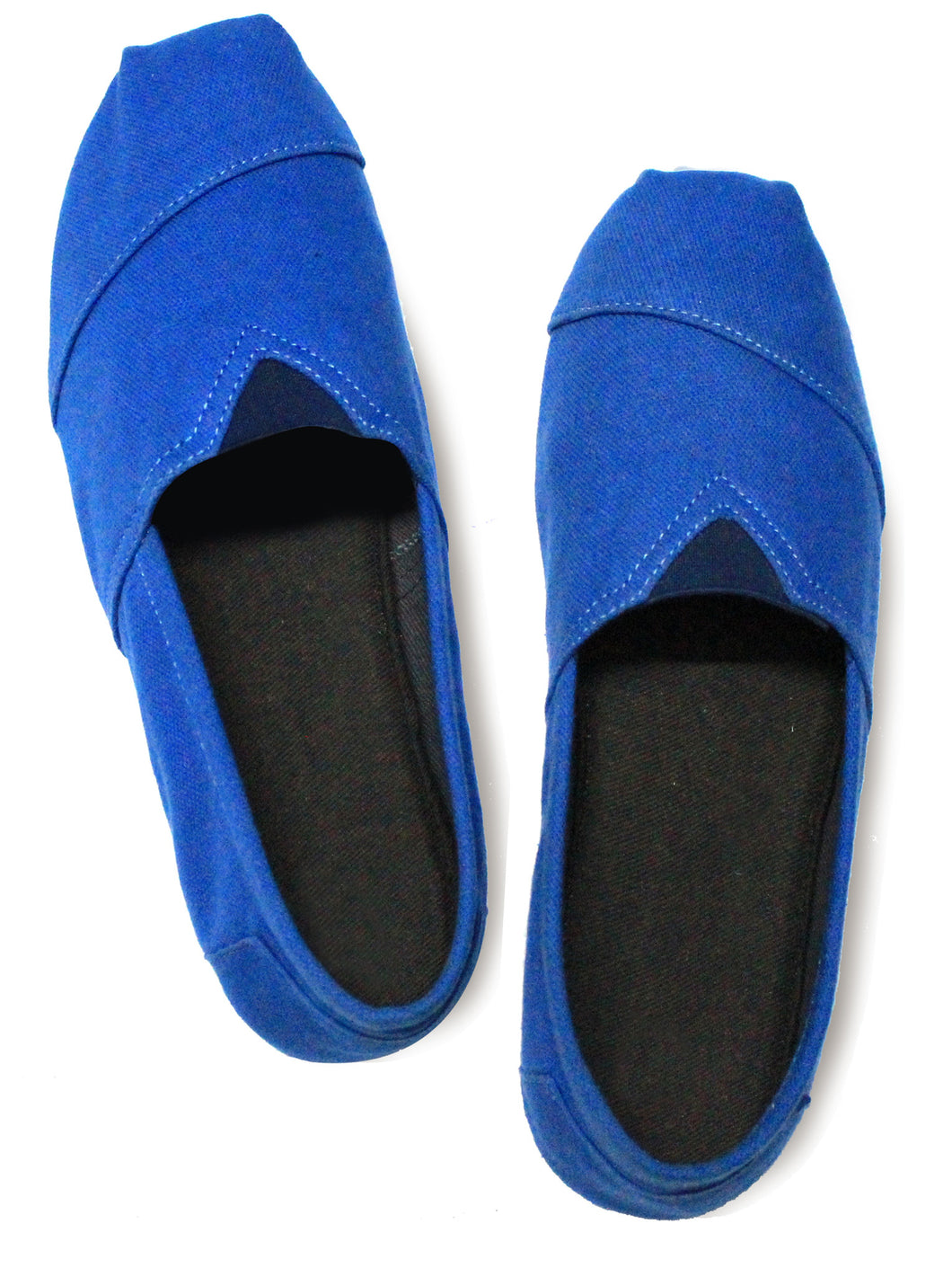 The Blue One Espadrilles for Men - Rivir Shoes