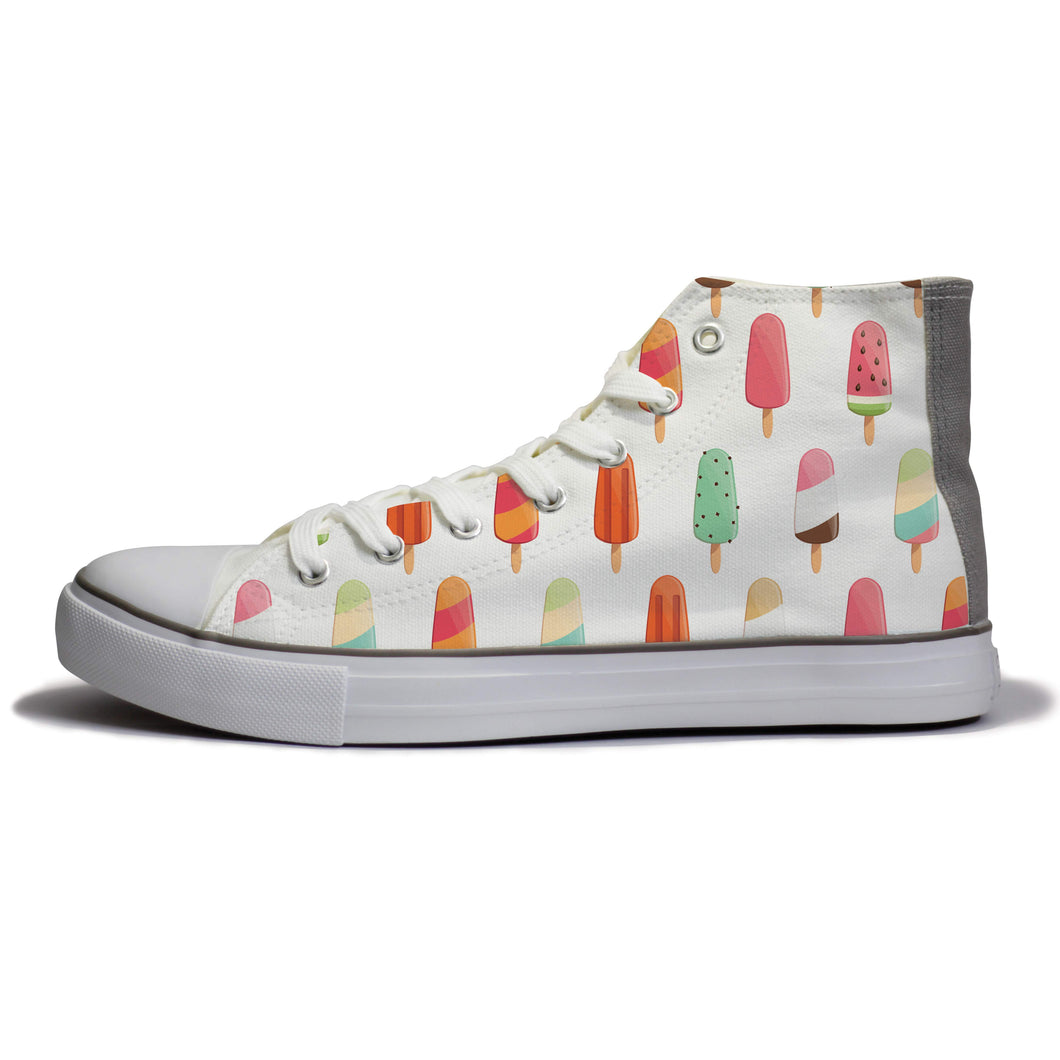 rivir-shoes - Popsicles : For Women - Rivir Shoes - High Top Sneakers