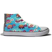 rivir-shoes - The Turtle Tale - Rivir Shoes - High Top Sneakers