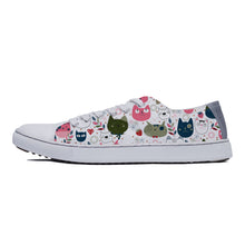 rivir-shoes - Purrdle - Rivir Shoes - Low Top Sneakers