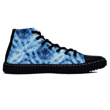 Tie and Dye Midnight Blue