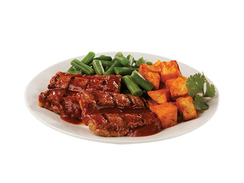 Barbeque Pork Riblets