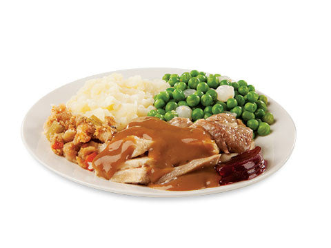 Roasted Turkey Dinner