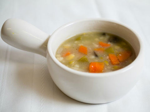 Country Vegetable Soup (Vegetarian)