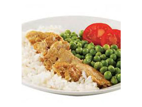 Sweet Curry Chicken (Halal)