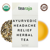 Ayurvedic Headache Relief Herbal Tea
