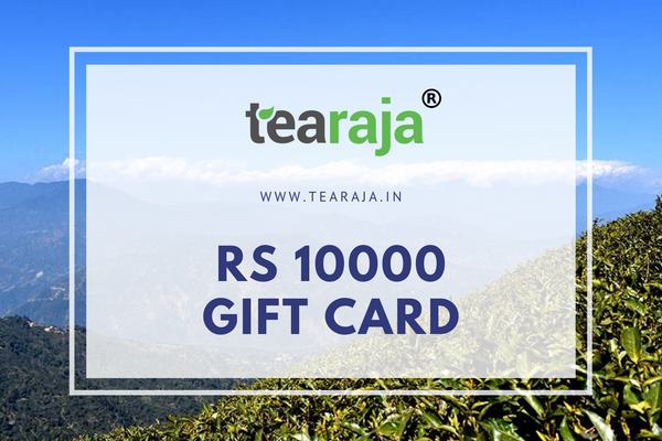 Tearaja E - Gift Card Rs 10000