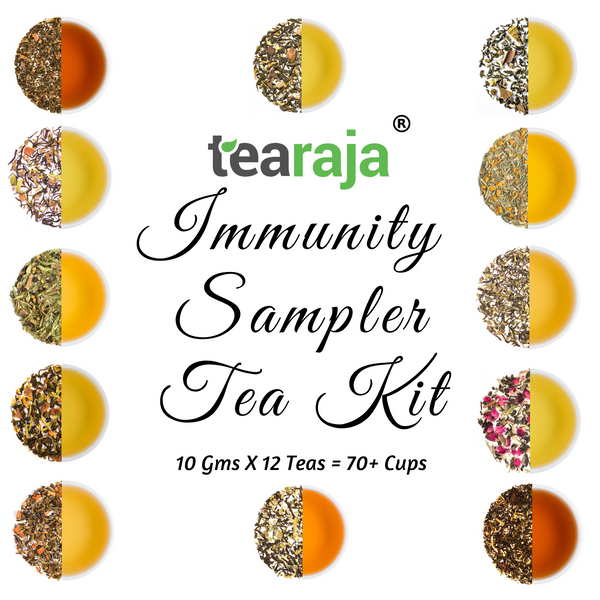 Immunity Booster Sampler Tea Kit