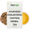 Ayurvedic Cholesterol Control Herbal Tea