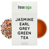 Jasmine Earl Grey Green Tea