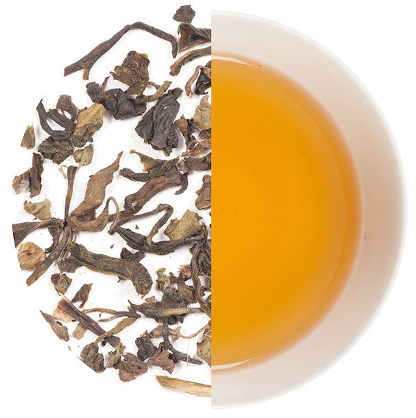 Green Tea Tulsi Lemon