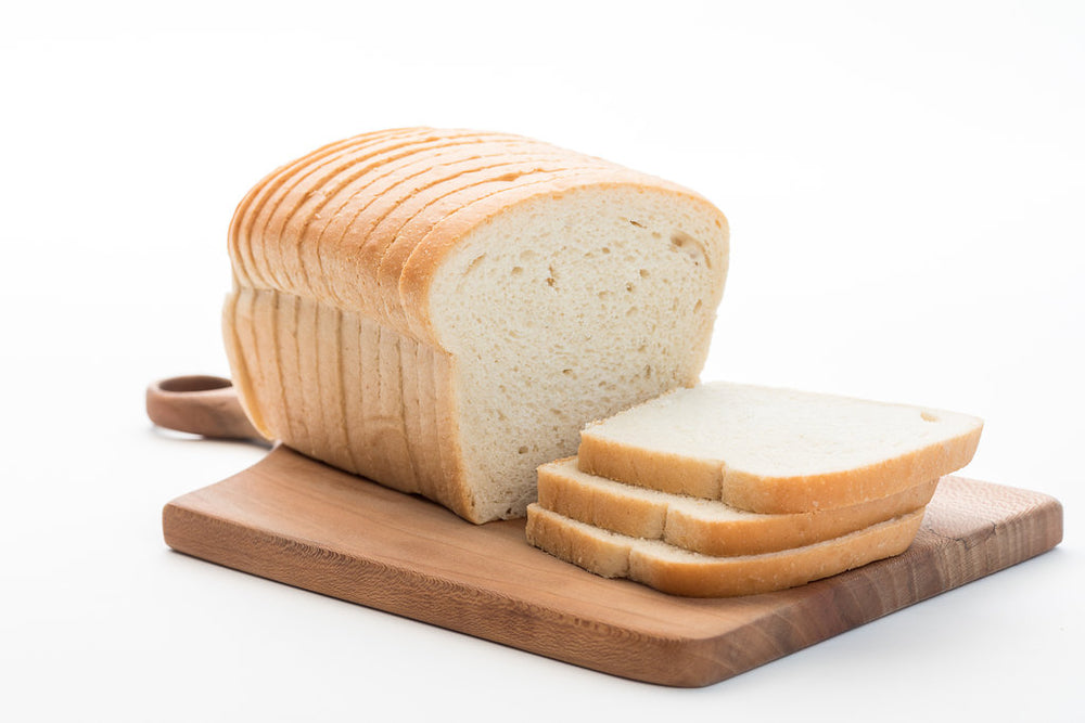 Organic Country White Sandwich Bread (4 or 6 loaves)