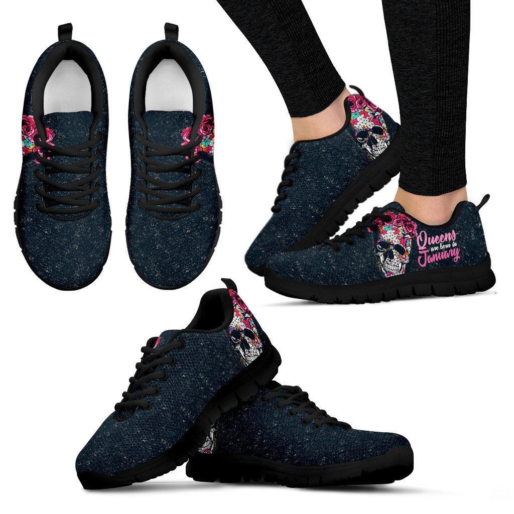 Skull Queen Sneaker (January)