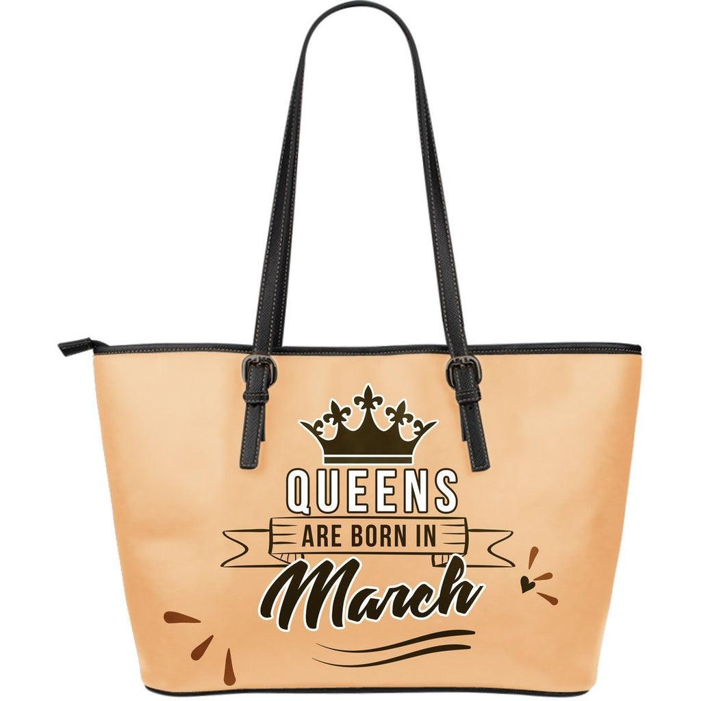 March Queen - Leather Tote