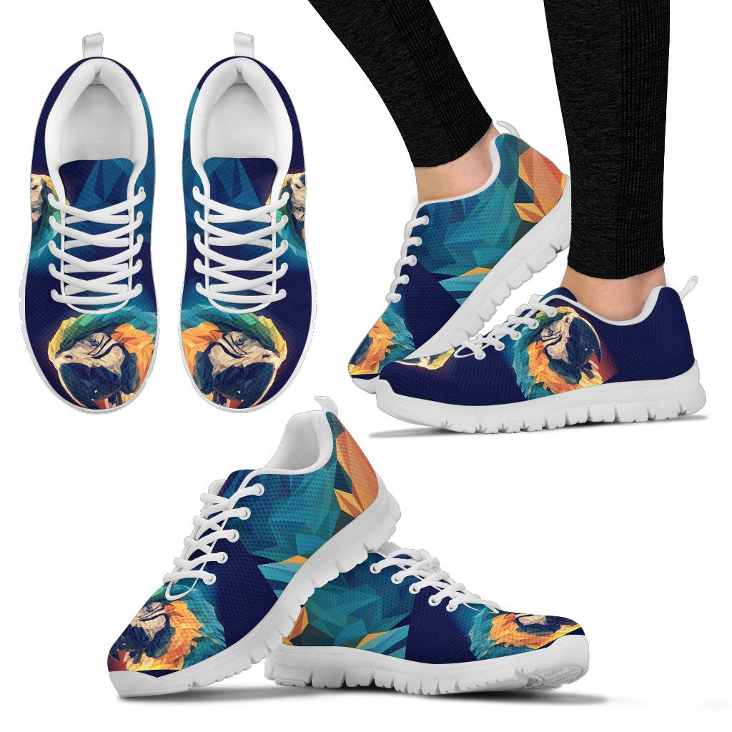 Parrot Art Limited Edition Sneaker